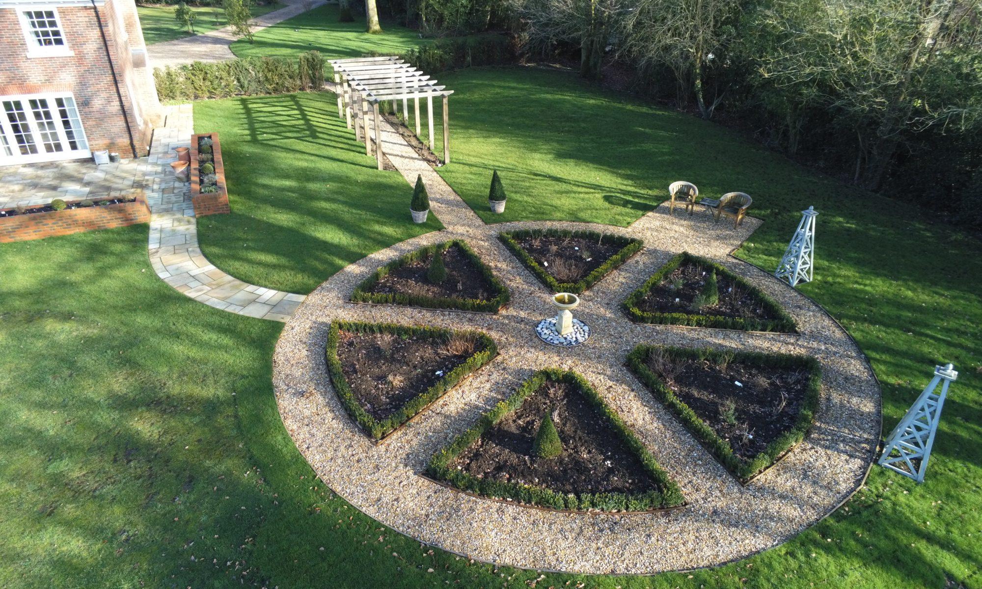 Landscape Gardeners Surrey